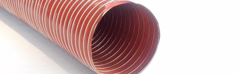 Gaine polyurethane, hypalon neoprene, silicone, PVC, santoprene, flexible hose, Schlauch